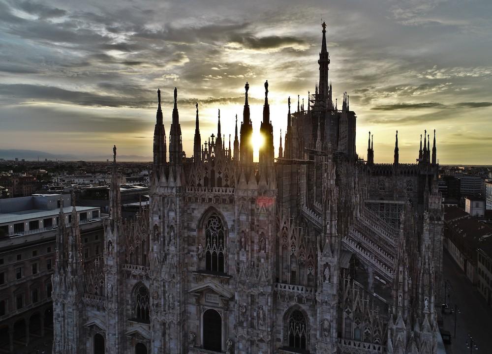 Dasù-Milano-Drone-Duomo
