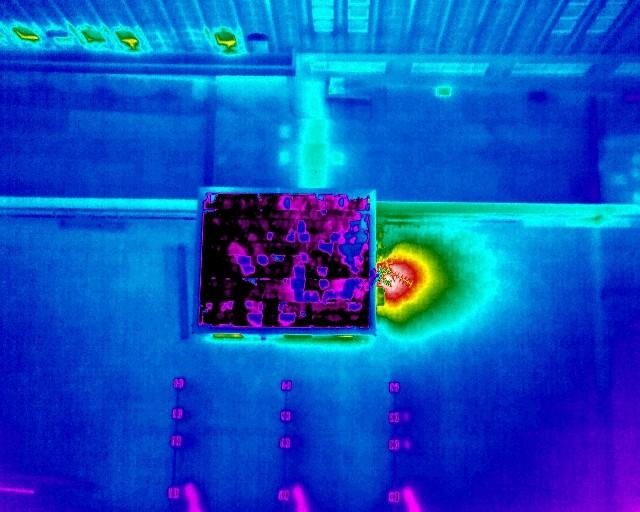 Dasù-termografia-dispersione-finestra-drone