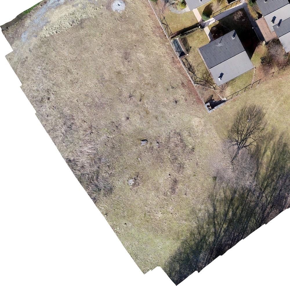 Ortofoto con Drone per Studio Tecnico e Impresa Edile