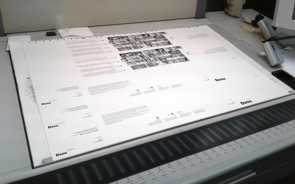 Stampa della nuova Brochure Dasù
