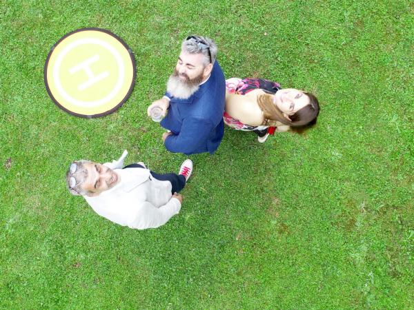 droni per eventi Milano