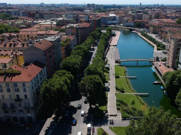 riprese con droni Milano