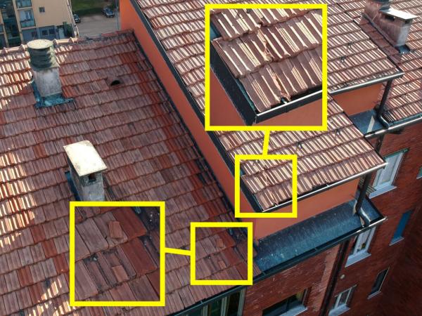 ispezioni con droni Milano