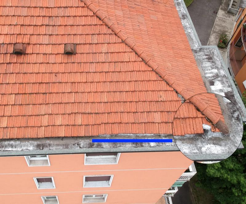 video ispezioni con droni Milano