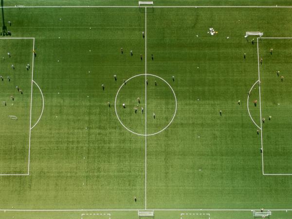 droni per eventi sportivi Milano