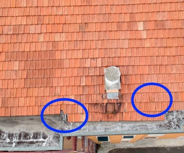 Controllo Semestrale del Tetto di un Condominio di Milano con un mini Drone