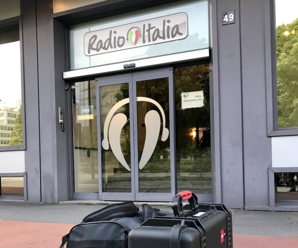 Riprese Aeree per Radio Italia