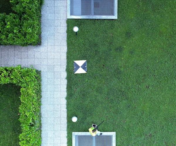 Rilievo Condominio con Drone e Laser Scanner per Bonus 110%