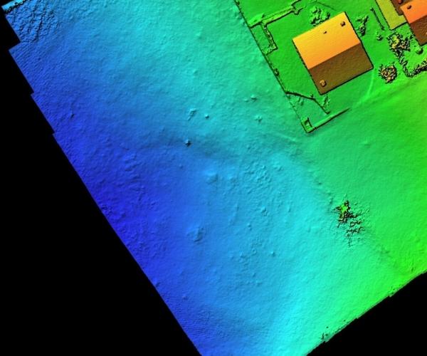 Digital Elevation Model con Drone per Studio Tecnico e Impresa Edile