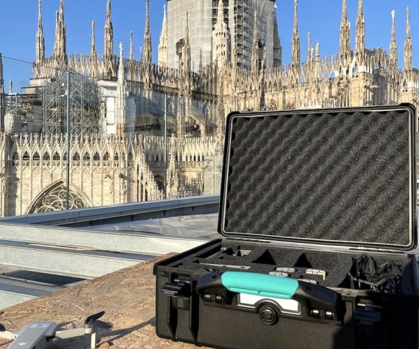 Riprese Aeree con Drone a Milano